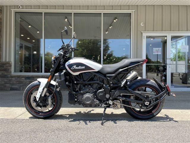 2022 Indian Motorcycle FTR S at Pitt Cycles