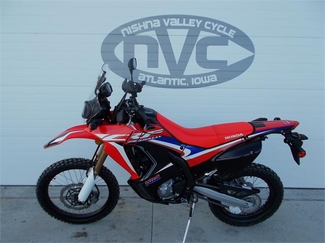 2020 Honda CRF 250L Rally at Nishna Valley Cycle, Atlantic, IA 50022