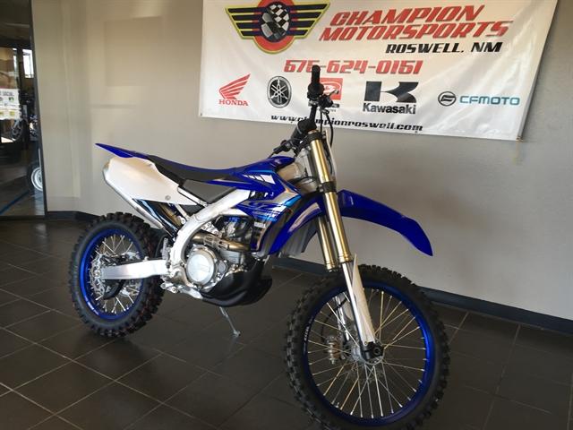 2020 Yamaha YZ 450FX at Champion Motorsports