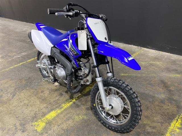 2021 Yamaha TT-R 50E at Sloans Motorcycle ATV, Murfreesboro, TN, 37129