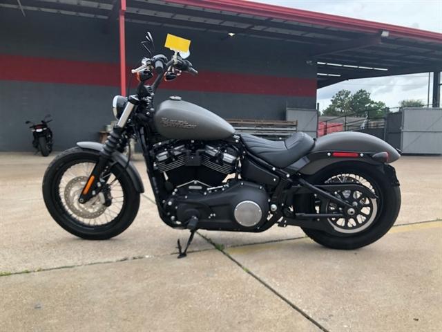 2019 Harley-Davidson Softail Street Bob at Wild West Motoplex