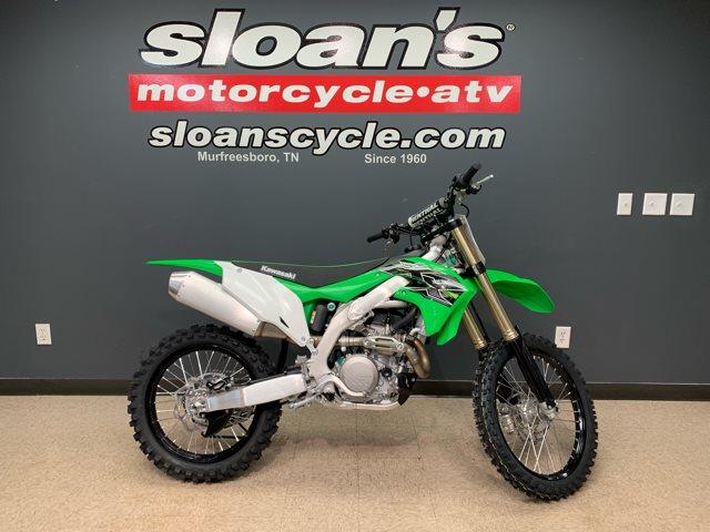 2019 Kawasaki KX 450 at Sloan's Motorcycle, Murfreesboro, TN, 37129