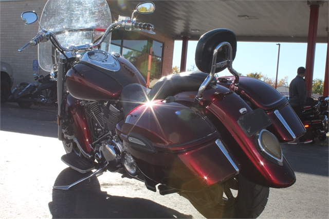 2006 Yamaha Road Star Midnight Silverado at Aces Motorcycles - Fort Collins