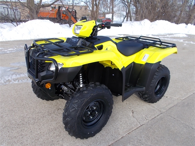 2019 Honda Foreman 4x4 at Nishna Valley Cycle, Atlantic, IA 50022