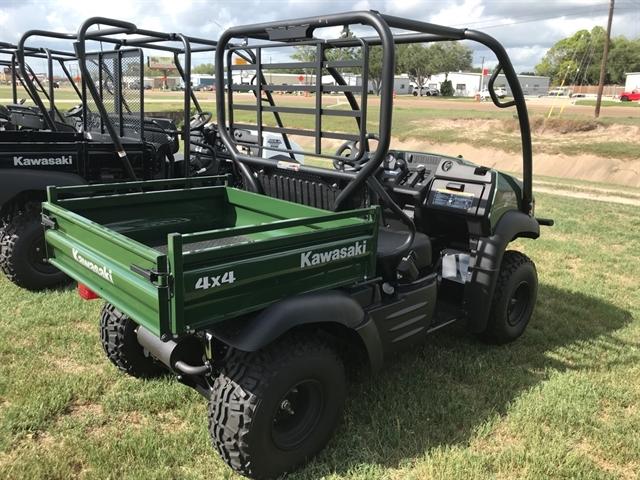 2020 Kawasaki Mule SX FI 4x4 at Dale's Fun Center, Victoria, TX 77904