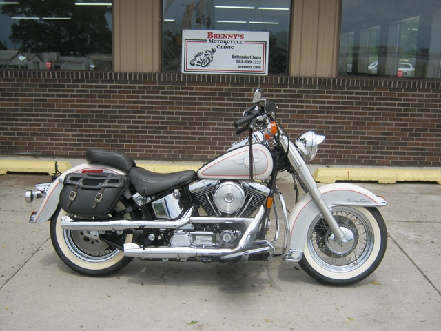 1994 Harley-Davidson Heritage Moo Glide NOSTALGIA at Brenny's Motorcycle Clinic, Bettendorf, IA 52722