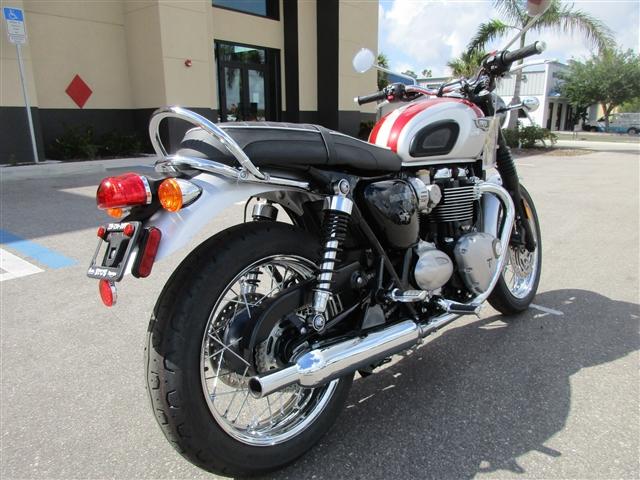 2018 Triumph Bonneville T120 Standard at Stu's Motorcycles, Fort Myers, FL 33912