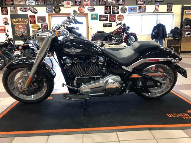 2018 Harley-Davidson Softail Fat Boy 114 at High Plains Harley-Davidson, Clovis, NM 88101
