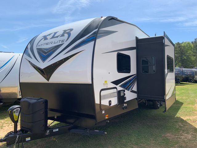 2019 Forest River XLR Hyper Lite Toy Hauler at Campers RV Center, Shreveport, LA 71129