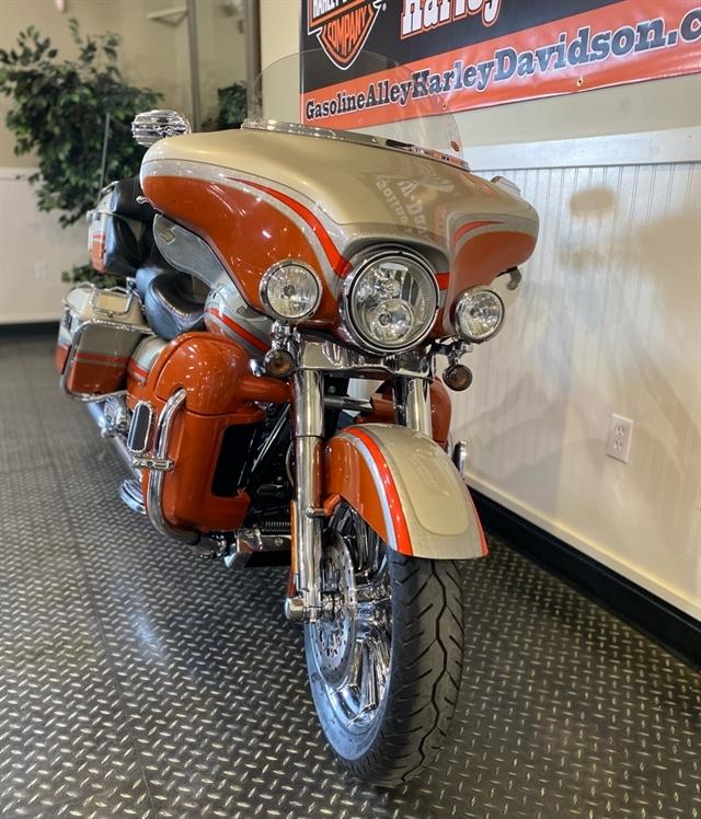 2009 Harley-Davidson Electra Glide CVO Ultra Classic at Gasoline Alley Harley-Davidson (Red Deer)