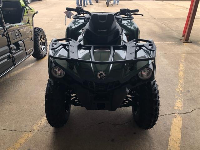 2021 Can-Am Outlander 570 at Wild West Motoplex