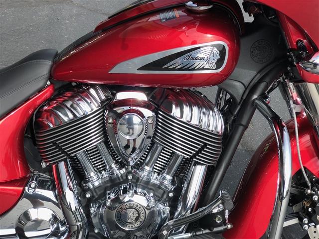 2019 Indian Chieftain Limited Ruby Metallic at Lynnwood Motoplex, Lynnwood, WA 98037