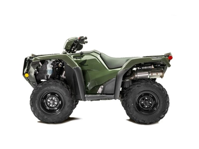 2020 HONDA FourTrax Foreman Rubicon 4X4 Auto DCT EPS at Bay Cycle Sales