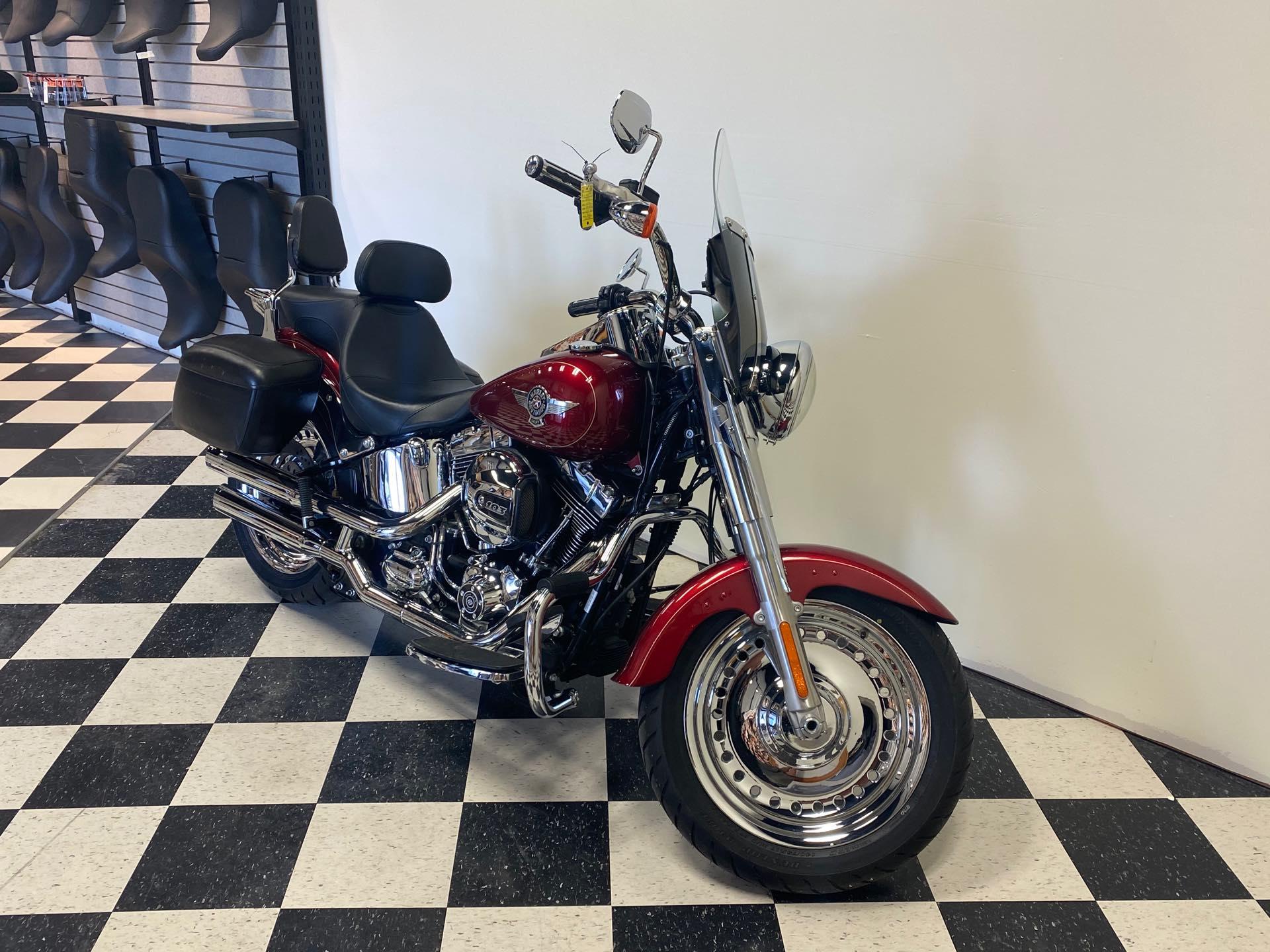 2016 Harley-Davidson Softail Fat Boy at Deluxe Harley Davidson
