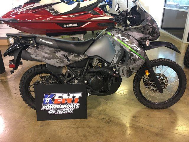 2017 Kawasaki KLR 650 at Kent Powersports of Austin, Kyle, TX 78640