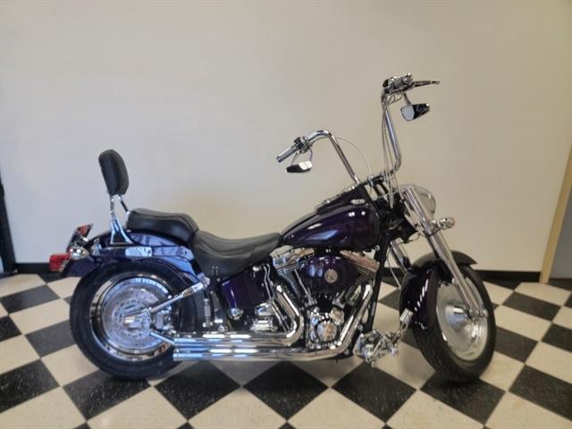 2002 Harley-Davidson FLSTF at Deluxe Harley Davidson