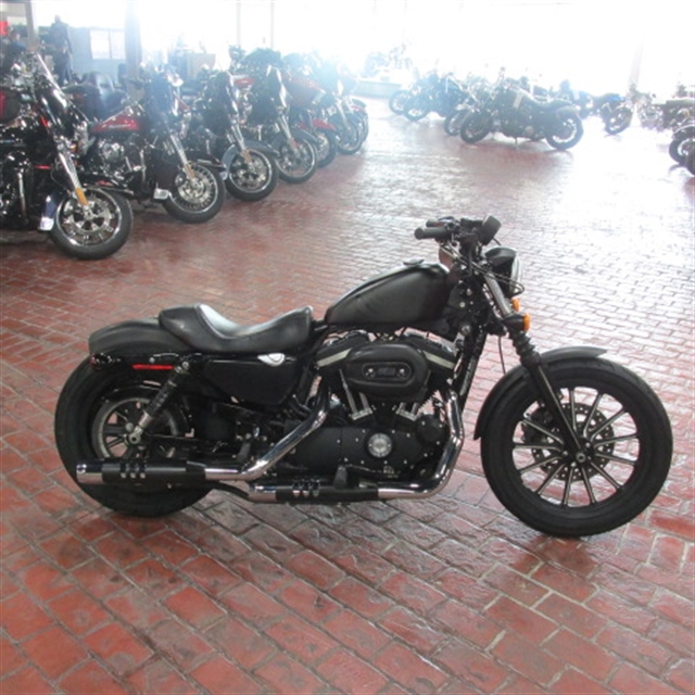 2015 Harley-Davidson Sportster Iron 883 at Bumpus H-D of Memphis