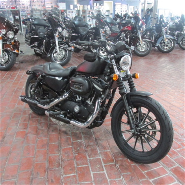 2015 Harley-Davidson Sportster Iron 883 at Bumpus H-D of Memphis
