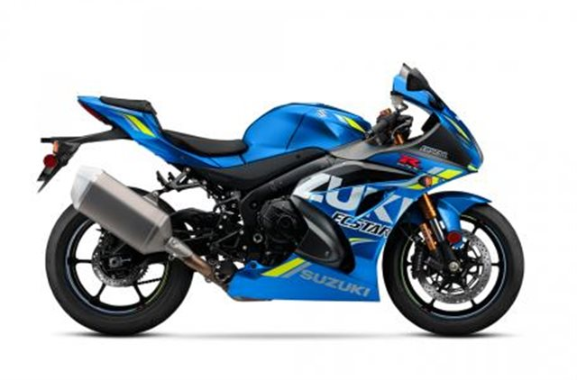 2018 Suzuki GSX-R 1000R at Pete's Cycle Co., Severna Park, MD 21146