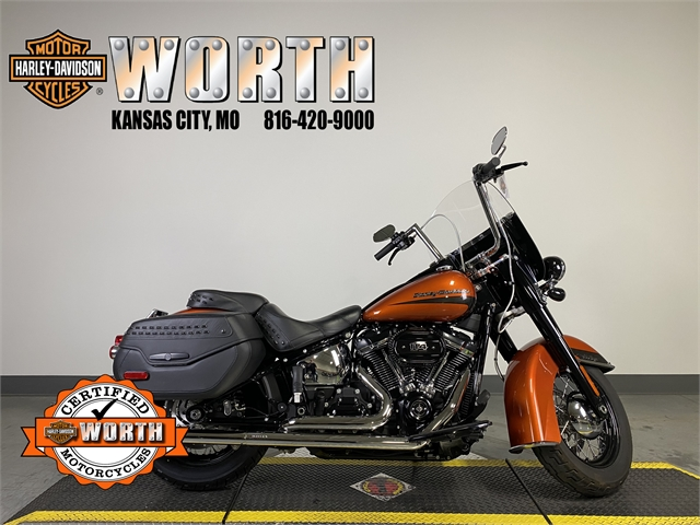 2020 Harley-Davidson Touring Heritage Classic 114 at Worth Harley-Davidson
