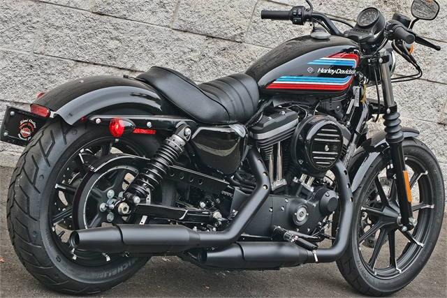 2021 Harley-Davidson Cruiser XL 883N Iron 883 at Ventura Harley-Davidson