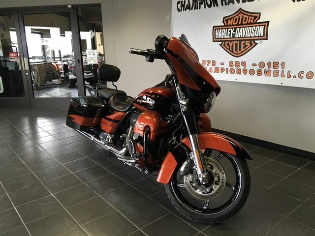 2017 Harley-Davidson Street Glide CVO Street Glide at Champion Harley-Davidson