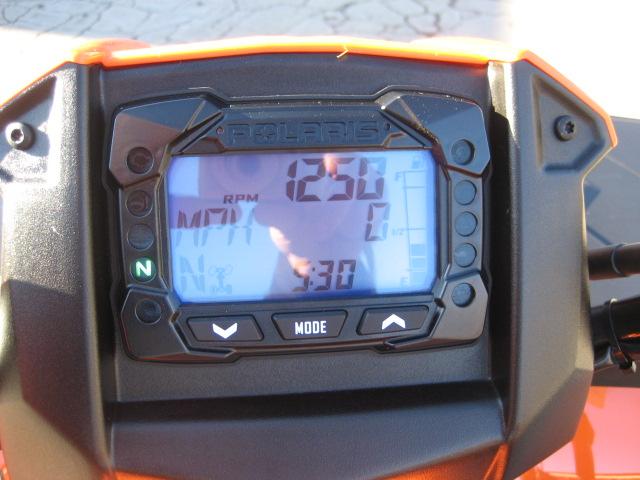 2019 Polaris Sportsman 450 HO Orange Burst at Fort Fremont Marine