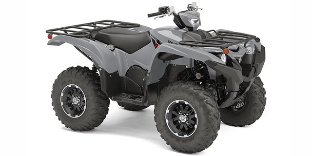 2021 Yamaha Grizzly EPS at Van's Motorsports