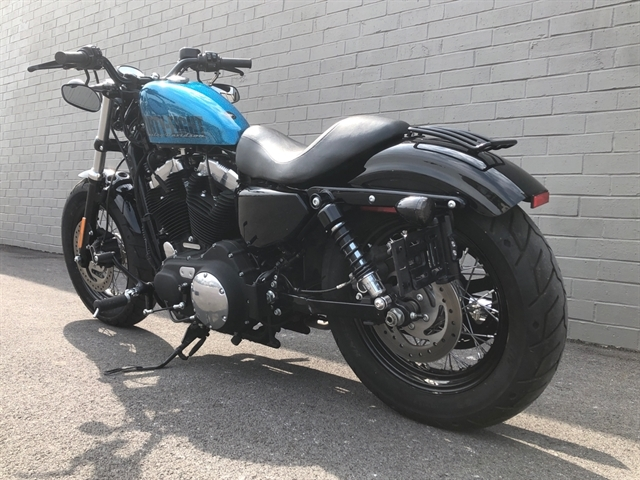 2015 Harley-Davidson Sportster Forty-Eight at Cannonball Harley-Davidson®