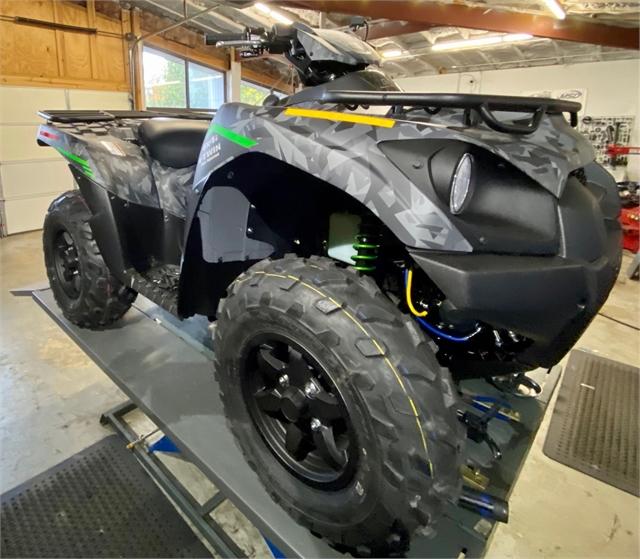 2021 Kawasaki Brute Force 750 4x4i EPS at Shreveport Cycles