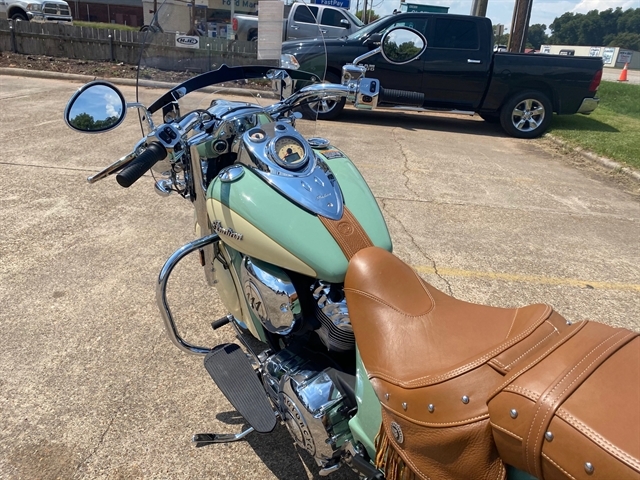 2020 Indian Chief Vintage at Shreveport Cycles