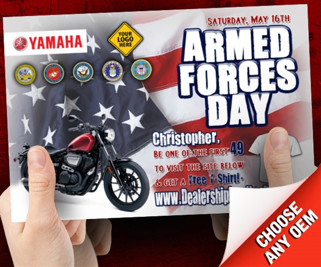 Armed Forces Day Powersports at PSM Marketing - Peachtree City, GA 30269