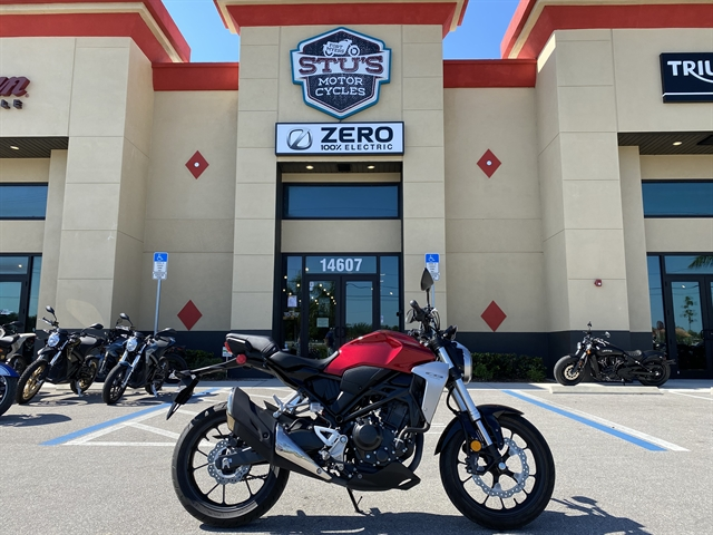 2019 Honda CB300R Base at Fort Myers