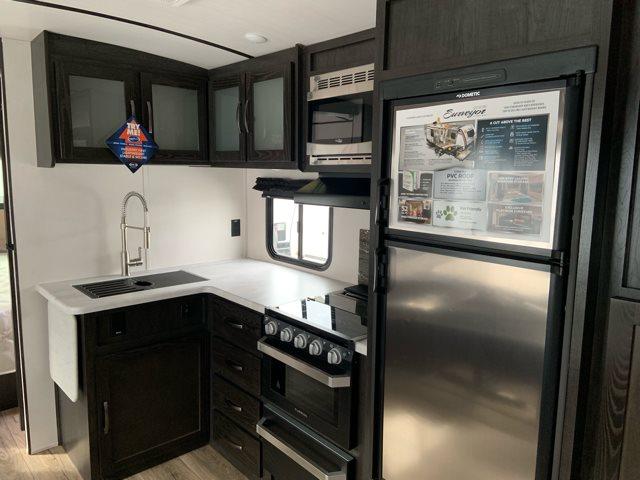 2019 Forest River Surveyor Luxury 287BHSS Bunk Beds at Campers RV Center, Shreveport, LA 71129