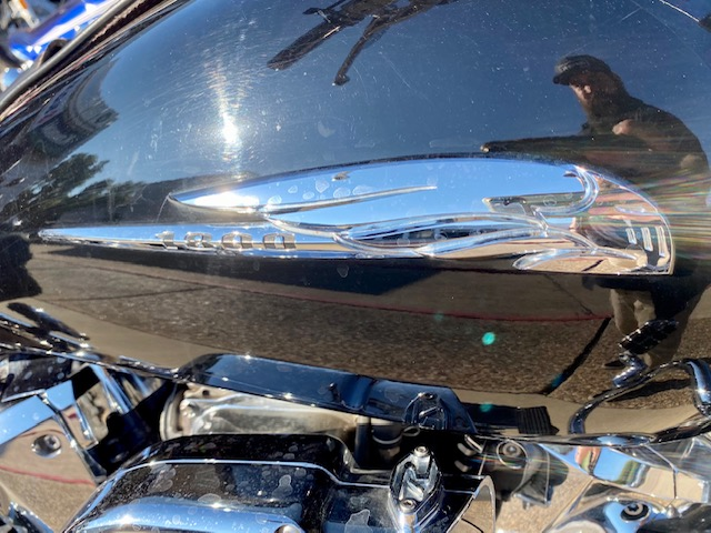 2008 Honda VTX 1800 Tourer Spec 2 at Shreveport Cycles