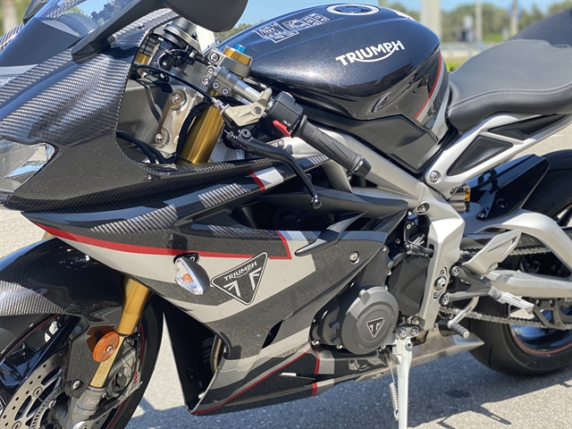 2020 Triumph Daytona Moto2 765 at Fort Myers