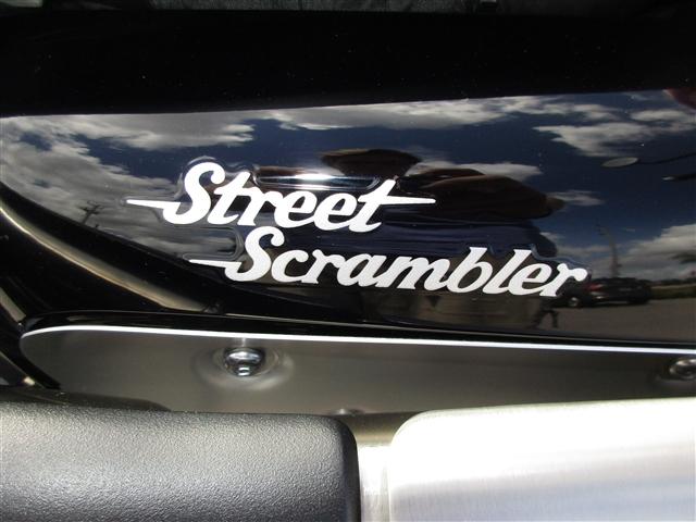 2018 Triumph Street Scrambler Base at Fort Myers