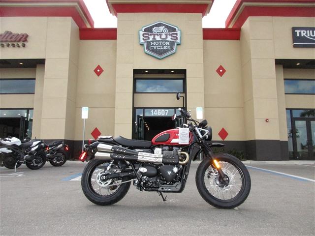 2018 Triumph Street Scrambler Base at Stu's Motorcycle of Florida