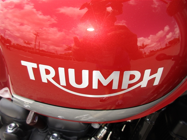 2018 Triumph Street Scrambler Base at Fort Myers
