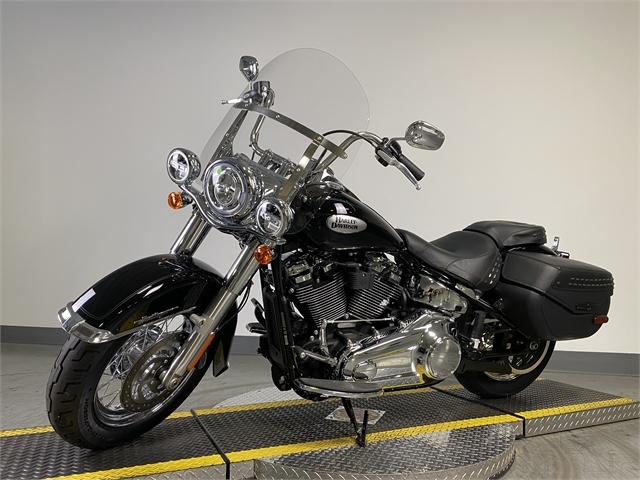 2021 Harley-Davidson Cruiser Heritage Classic at Worth Harley-Davidson