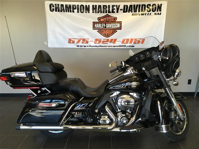 2016 Harley-Davidson Electra Glide Ultra Classic Low at Champion Harley-Davidson
