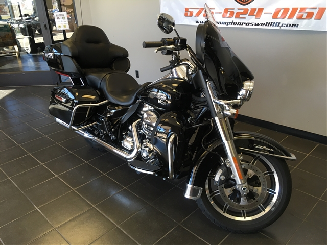 2016 Harley-Davidson Electra Glide Ultra Classic Low at Champion Harley-Davidson®, Roswell, NM 88201