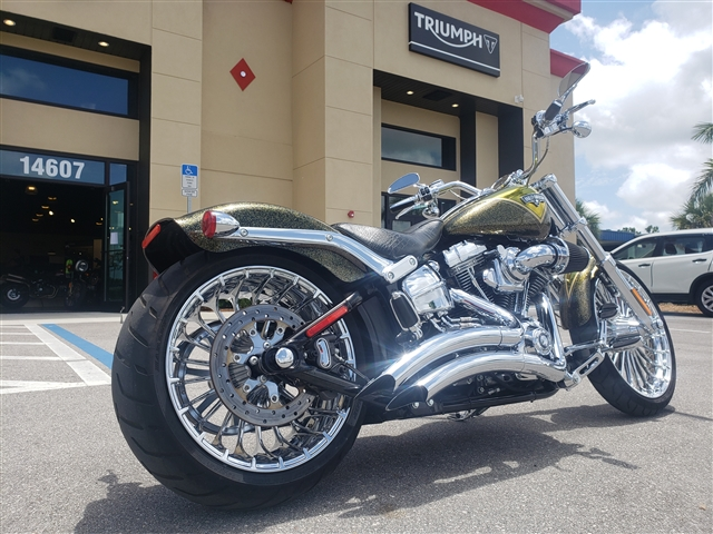 2013 Harley-Davidson Softail CVO Breakout at Stu's Motorcycles, Fort Myers, FL 33912