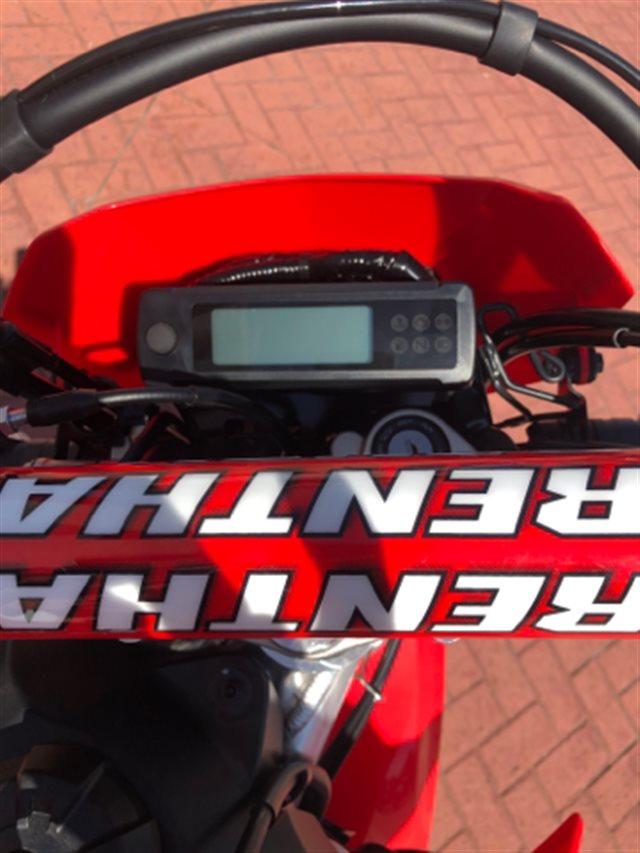 2019 Honda CRF450L 450L at Genthe Honda Powersports, Southgate, MI 48195