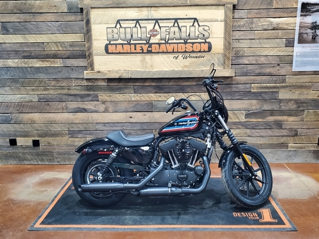2020 Harley-Davidson Sportster Iron 1200 at Bull Falls Harley-Davidson