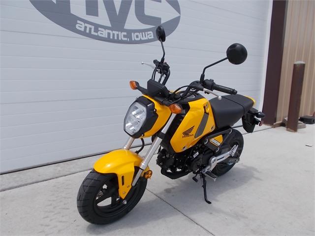 2022 Honda Grom Base at Nishna Valley Cycle, Atlantic, IA 50022