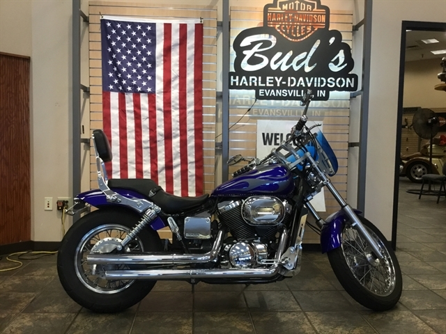 2005 Honda Shadow Spirit 750 at Bud's Harley-Davidson