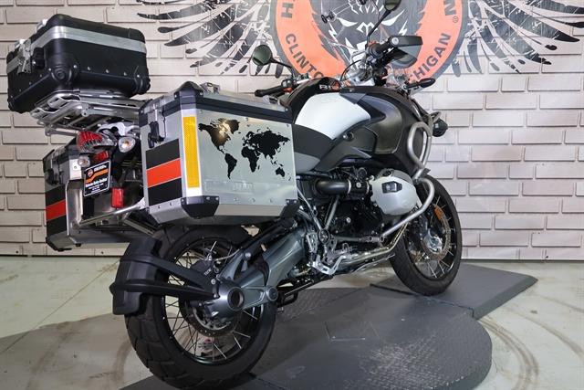 2012 BMW R 1200 GS Adventure Triple Black at Wolverine Harley-Davidson