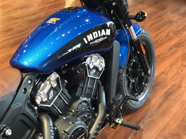 2019 Indian Scout Bobber ABS ICON at Lynnwood Motoplex, Lynnwood, WA 98037