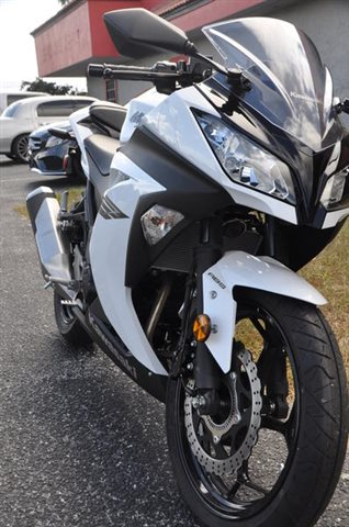 2017 Kawasaki Ninja 300 ABS at Seminole PowerSports North, Eustis, FL 32726
